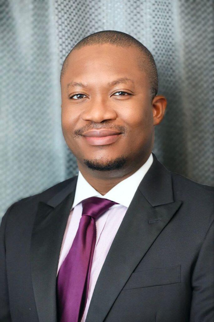 Mr Fikayo Ogunnusi